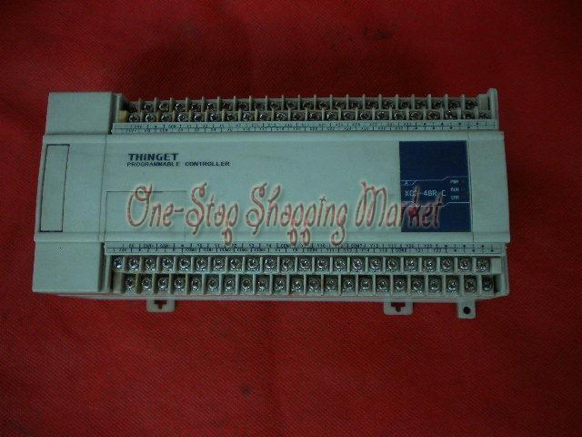 купить New with Programmable Controller XC3 serie PLC Module 28-point NPN Inputs 20-point Relay Outputs XC3-48R-C XC3-48R-E AC220V
