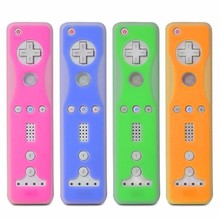 BUBM Gaming Handle Silicone Sleeve Controller Remote joystick Case Waterproof Dustproof Drop-proof Sleeves for Wii Game Console все цены