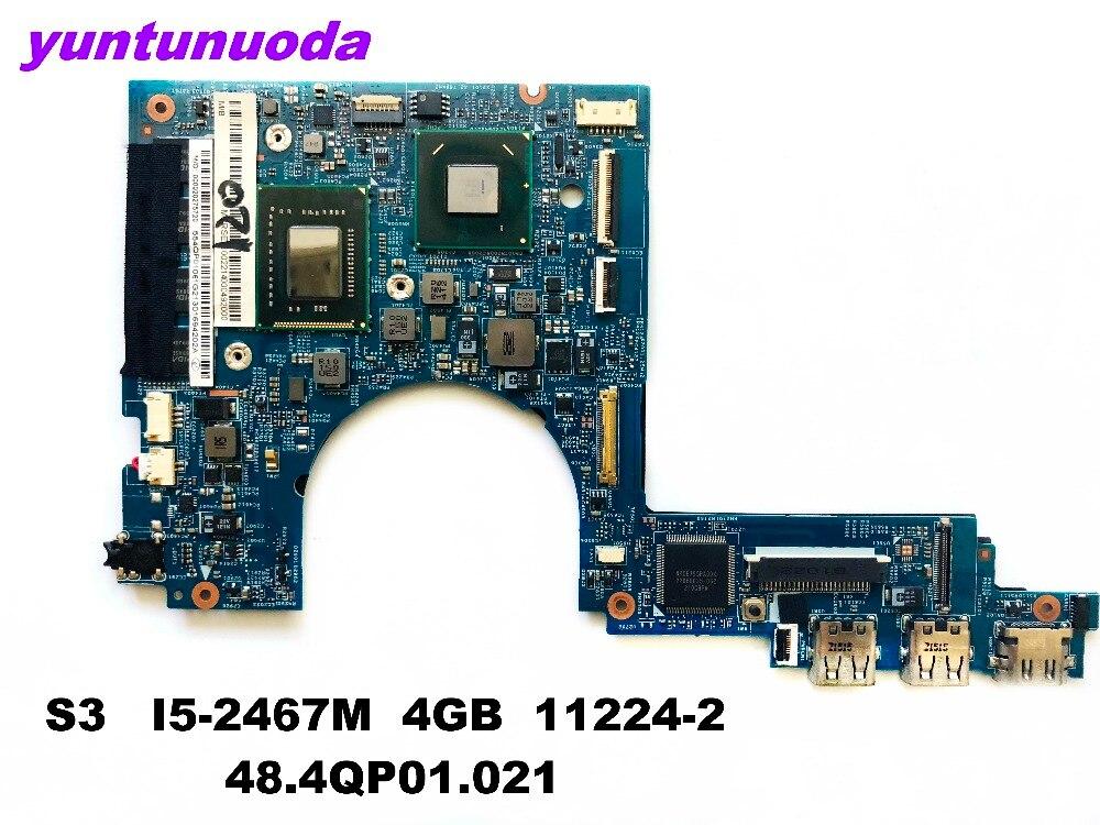 Original for font b ACER b font S3 391 951 laptop motherboard S3 391 S3 951