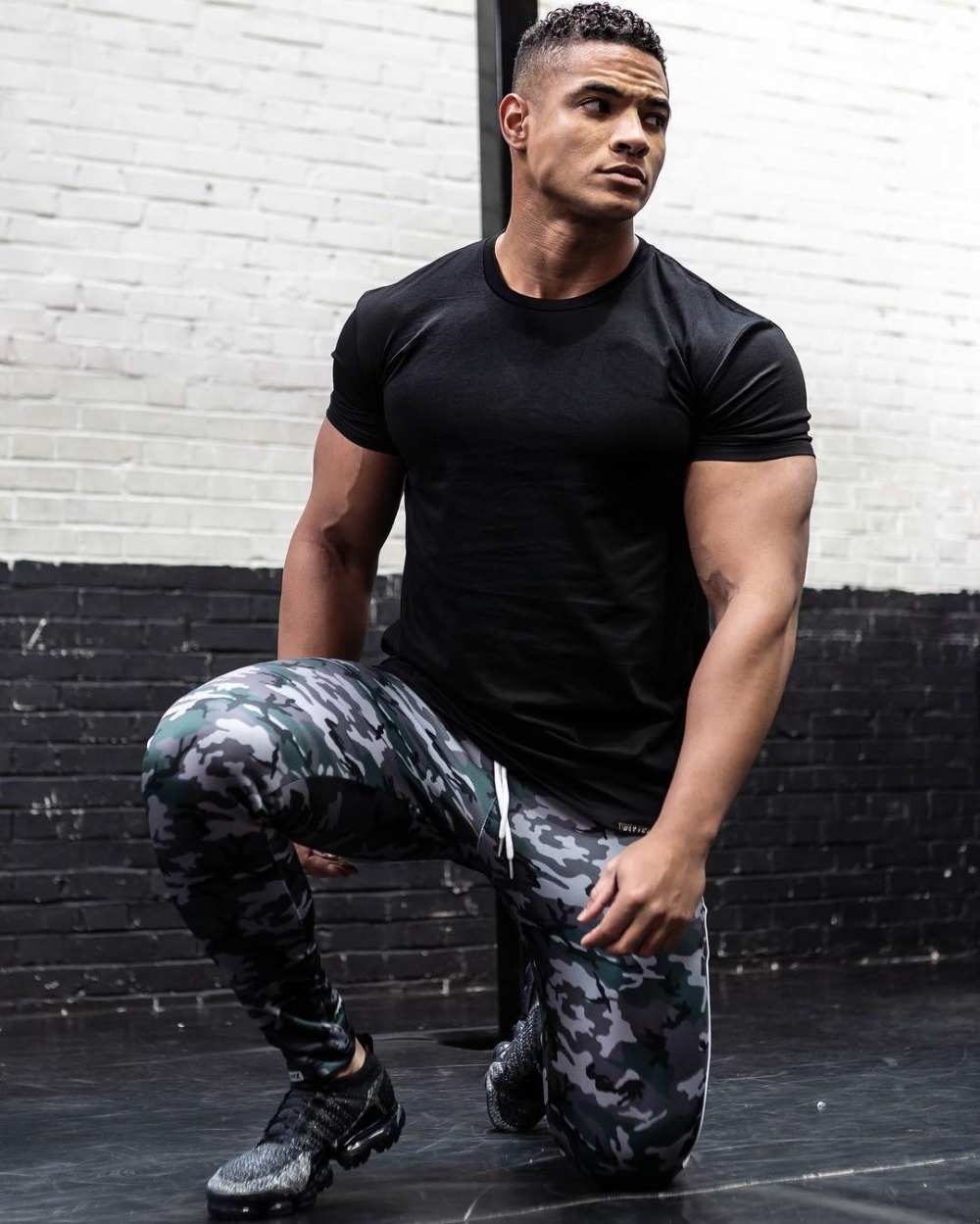 Joggers Pants Men 2020 Camouflage Colour Patchwork Men Pants Fitness Sportswear Sweatpants Male Casual Leggings Trousers 21