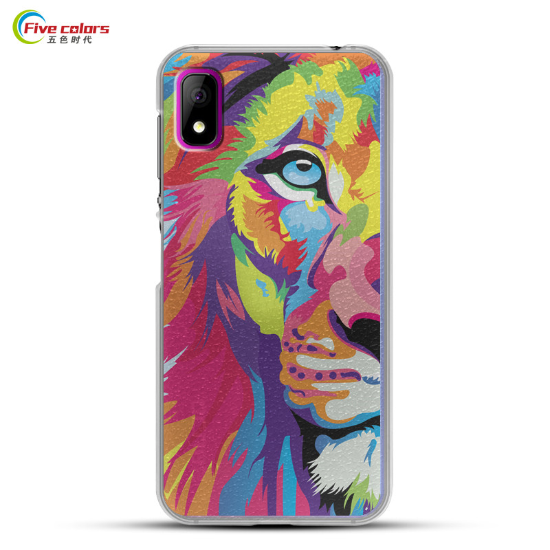 Elephone A4 Pro Case Luxury Protector UV Printing Case Hard Plastic Case Shell Back Cover Phone Cases for Elephone A4 Pro 5.85''