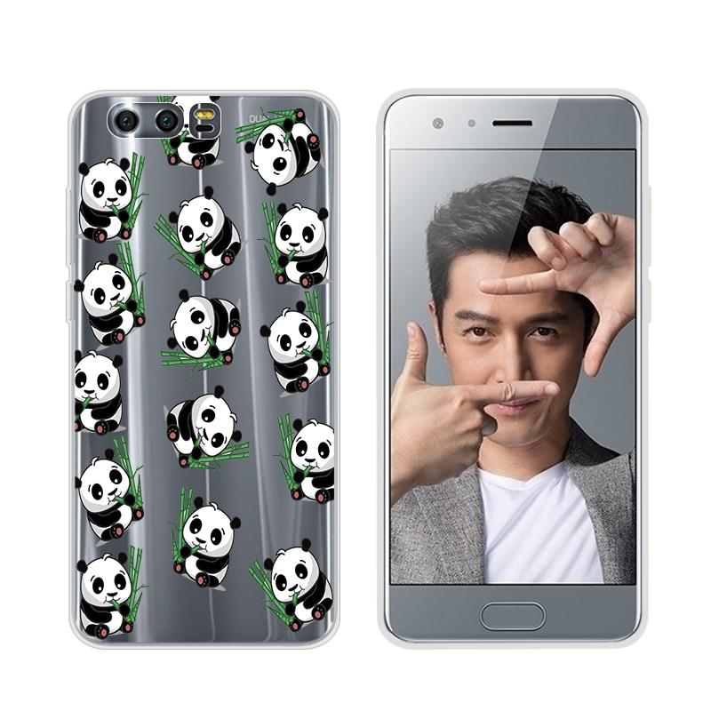 Keren Pola Cover Untuk Huawei Honor 9 Kasus 5.15