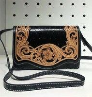 Diolevy ручной работы Женская Натуральная кожа сумки женские сумочки через плечо сумка женская сумки