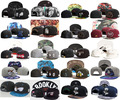 one size cotton baseball cap hat mens bone cayler sons adjustable Snapback football man for men/women snap back