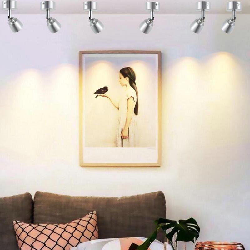 50 шт./лот 5 Вт удара мини-светодиодный светильник белый круглый потолочный Точечные светильники Светодиодный свет панели встраиваемые Алюм...