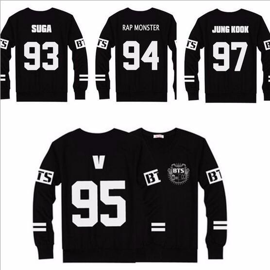 DB23924 BTS T-shirt-1
