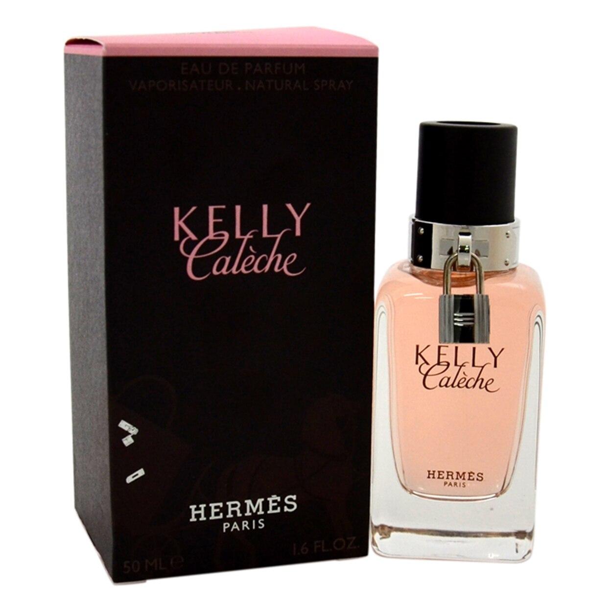 Kelly Caleche by Hermes for Women - 1.6 oz EDP Spray hermes женская туалетная вода hermes kelly caleche 22218h 50 мл