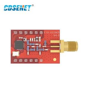 Image 2 - 1pc 433 MHz SI4463 장거리 rf 모듈 E10 433MD SMA SPI iot 무선 송수신기 Arduino 용 433 MHz rf 송신기 수신기