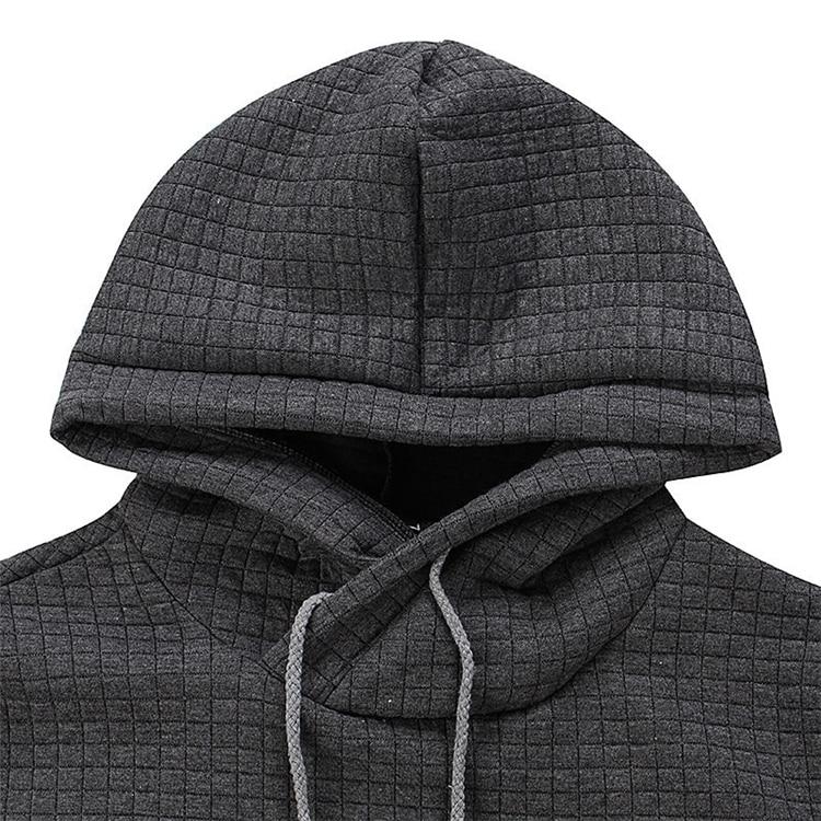 Slim Hooded Sweatshirts Casual Sportswear 8