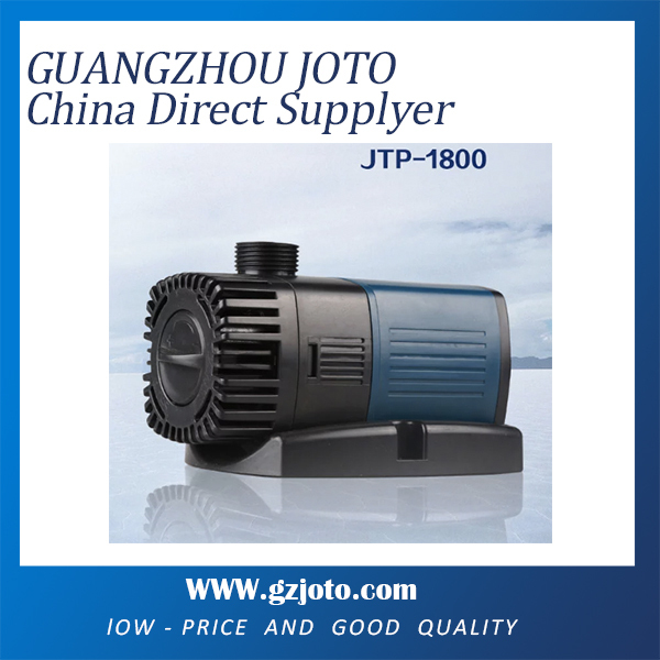 JTP-1800 frequency / ultra-quiet aquarium fish tank best submersible pumps brands