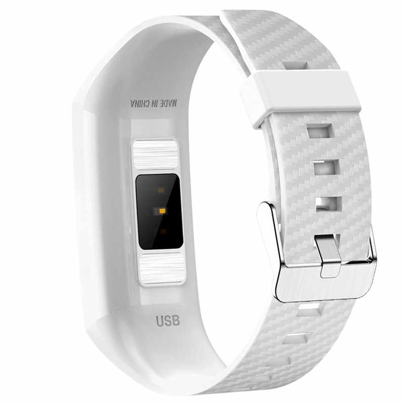 Usb 充電 Bluetooth ECG 心拍数血圧モニター IP68 スポーツスマートウォッチ歩数計標準演習機能