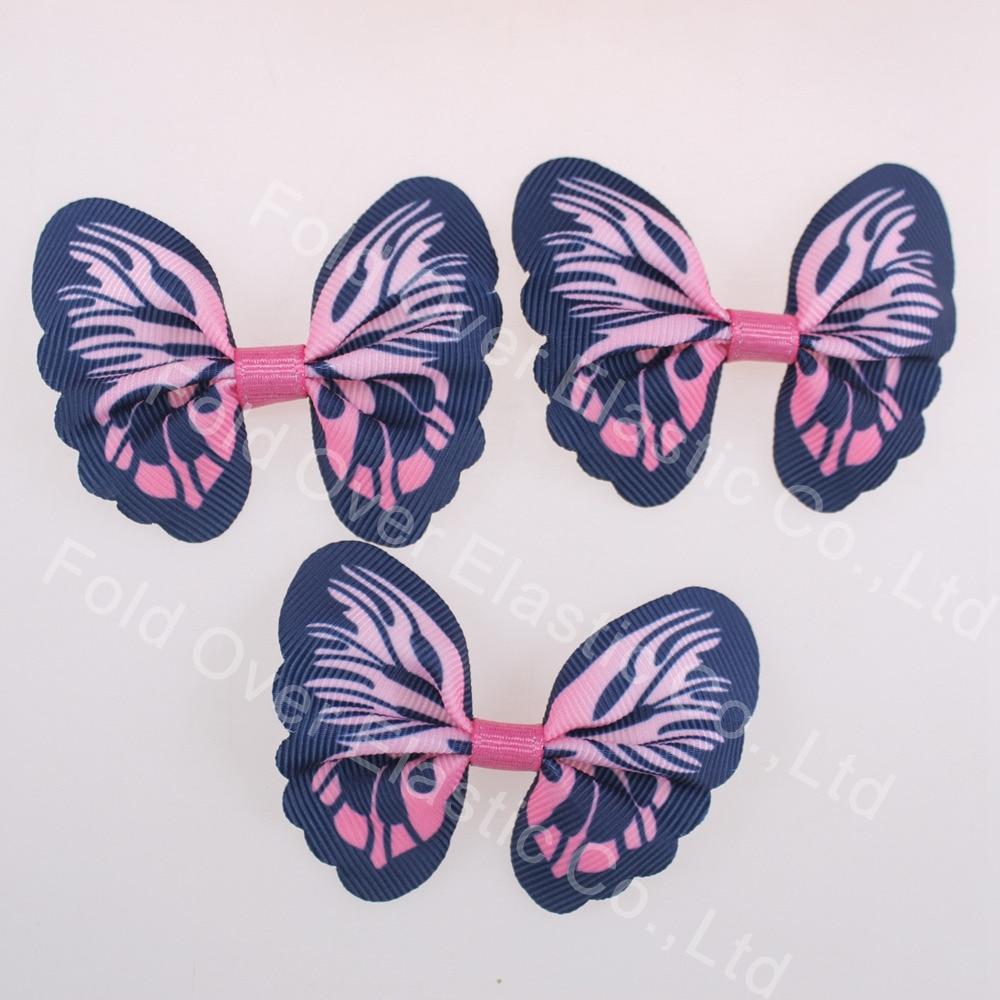200 pcs/pack ruban arc papillon bow tie