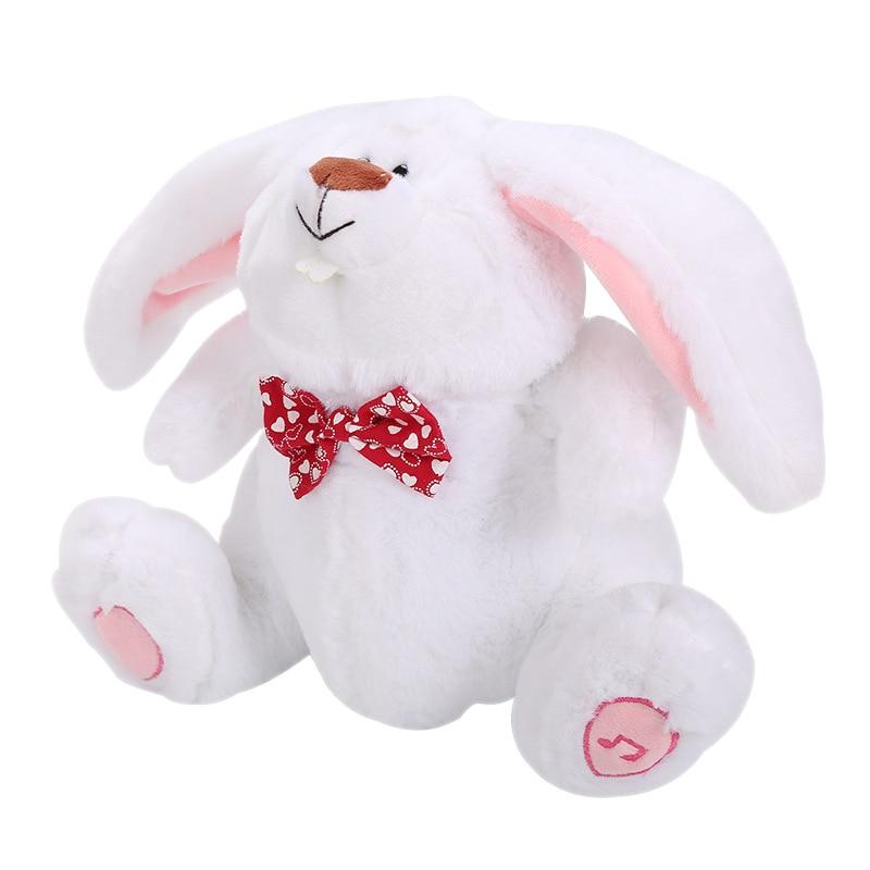 Rabbit Plush Toys Easter Bunny Dancing Singing Talking -4439