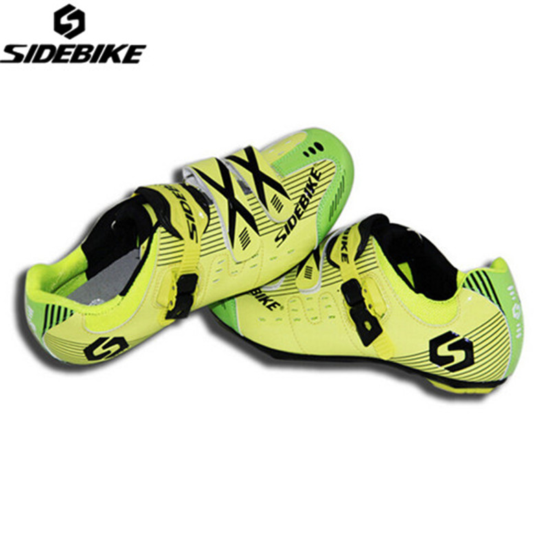 SIDEBIKE Riding Cycling Shoes Breathable Surface Sneakers Nonslip Rubber Sole Bicycle Bike Zapatillas Ciclismo Road MTB Shoes