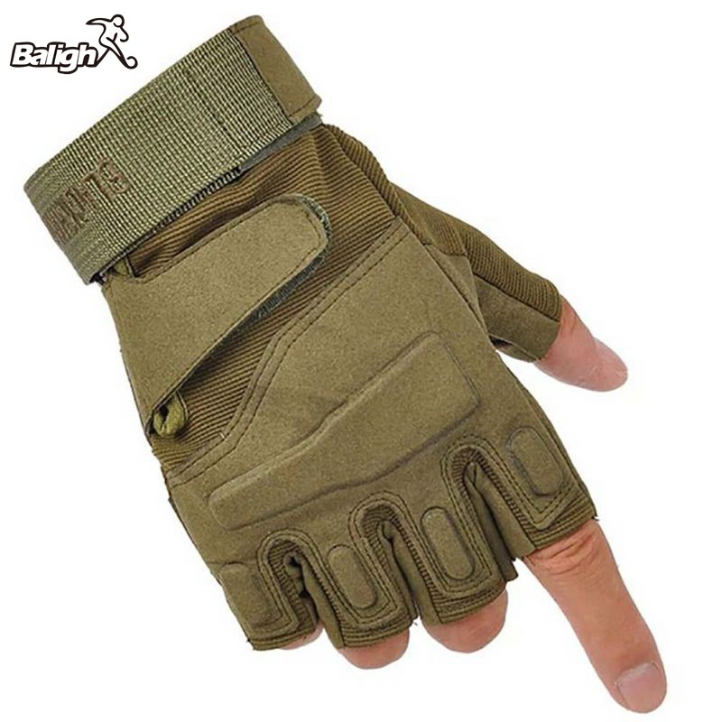 Professional Outdoor Sports Military Tactical Hunting Shooting Glove Airsoft Paintball Outdoor Sports Camping Cycling Gloves 51783 camo shooter jacket and pants mens python grain military hunting paintball camping airsoft paintball tactical sports set