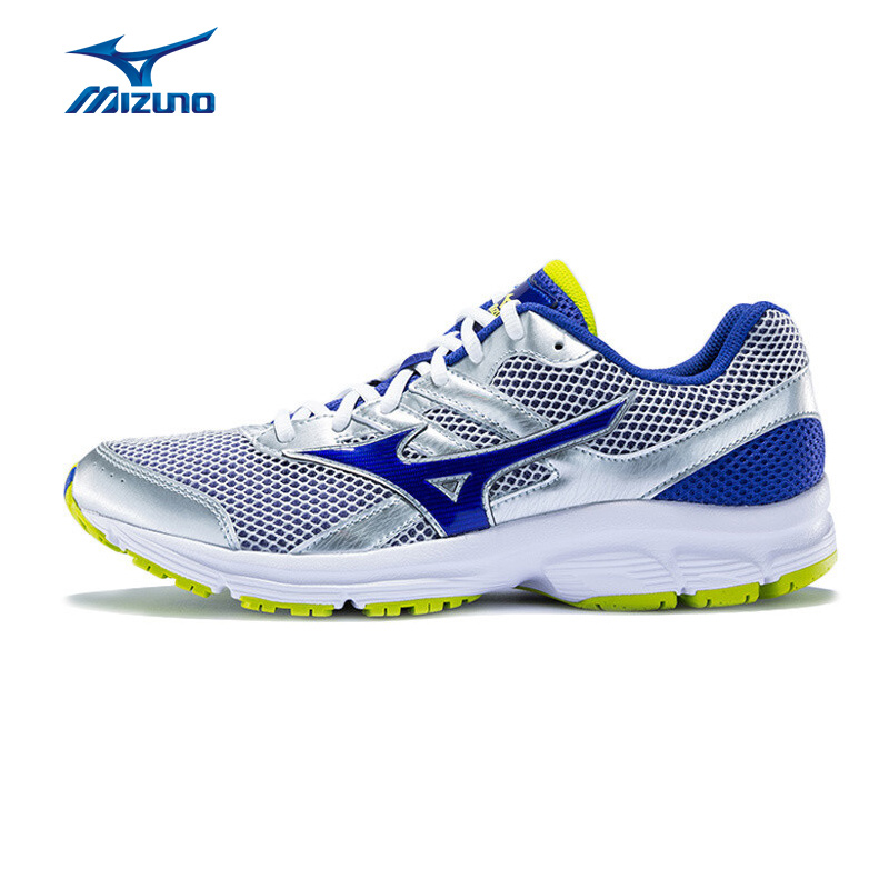 MIZUNO Men SPARK Jogging Running Shoes Breathable Light Weight Sneakers Cushion Sport Shoes K1GR160370 XYP303 mizuno men rebula v3 ag professional cushion soccer shoes sports shoes comfort wide sneakers p1ga178603 yxz069