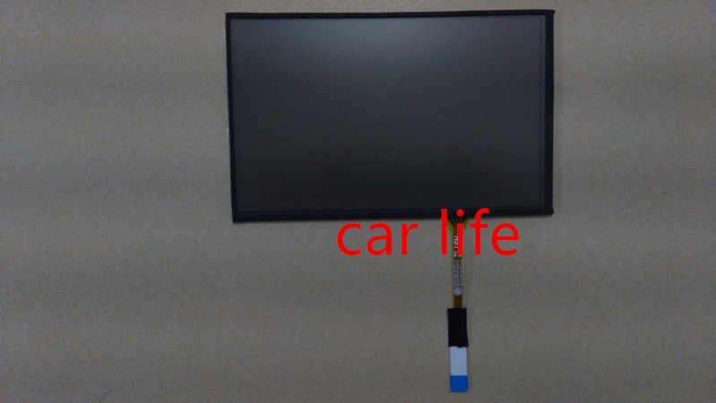 4 פינים שונה 8 פין שחור זכוכית מגע פנל Digitizer עדשה עבור יונדאי הסונטה DVD לרכב נגן ניווט gps LB070WV7 TL 01 LCD