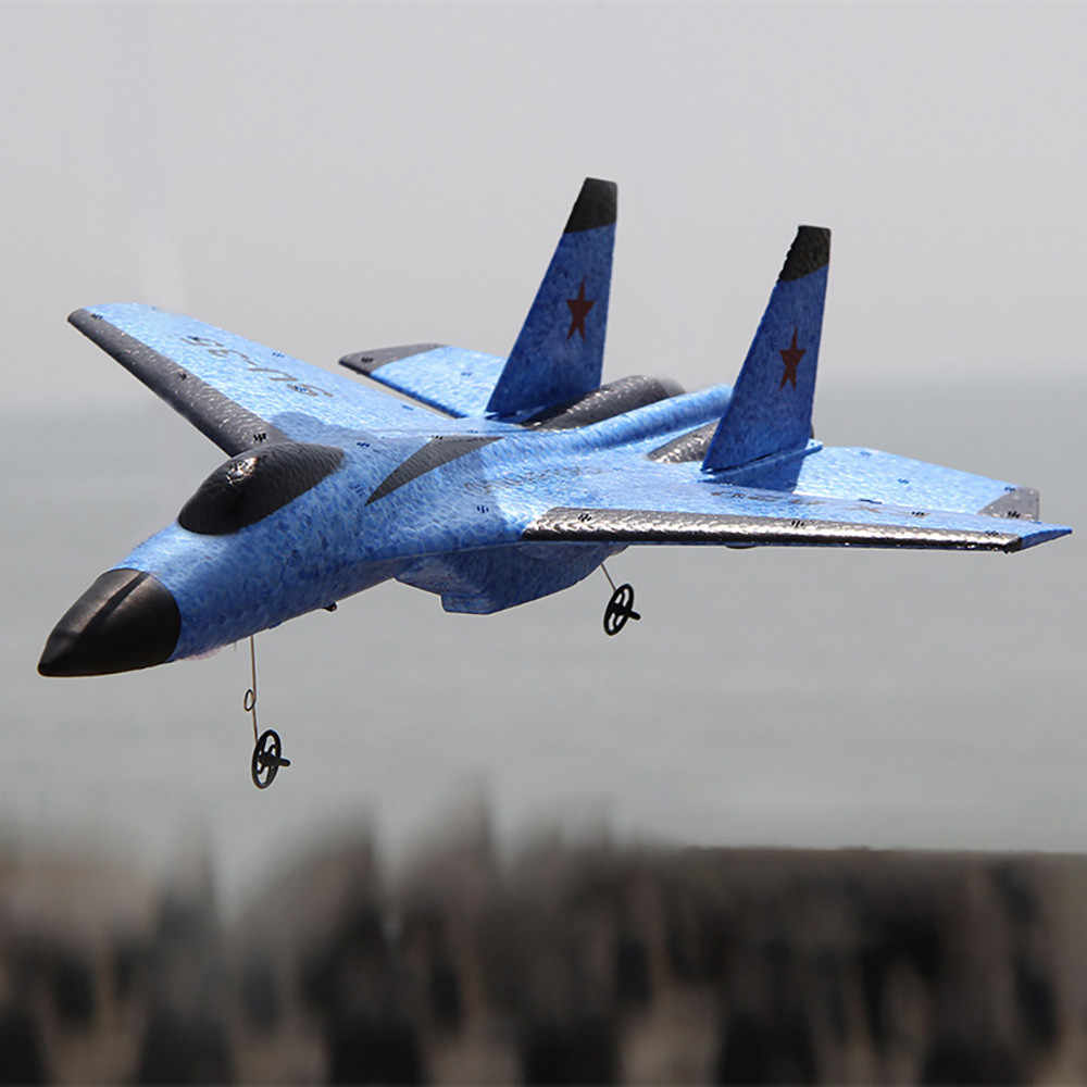 Пульт дистанционного управления Управление мини-Дрон вертолет SU-35 RC пульт дистанционного управления Управление вертолёт, самолёт планер epp пена 3.5CH 2,4G игрушки D300302
