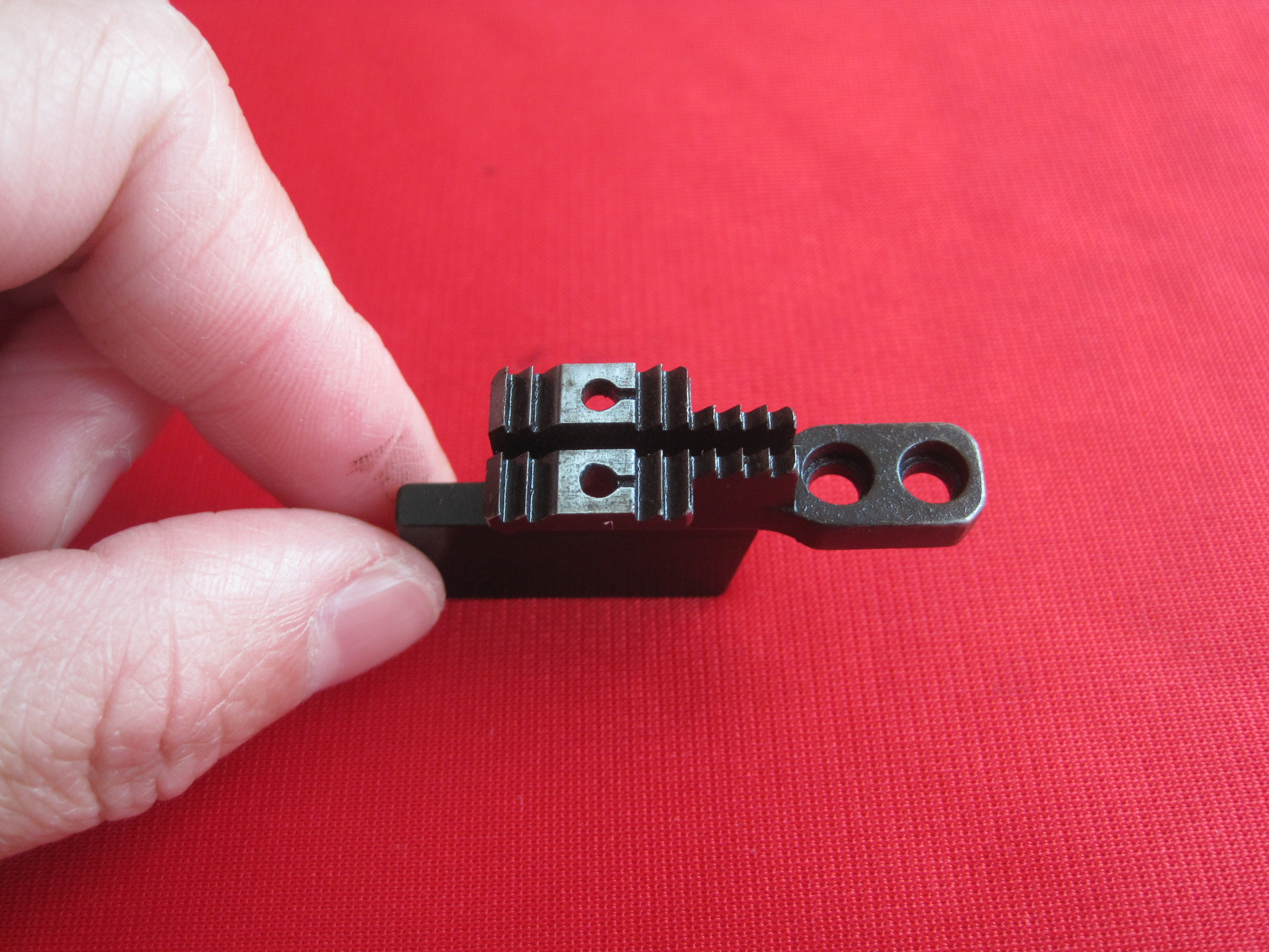 accessories heavy machine universal double needle lockstitch 2MM brothers 001 teeth teeth installed quality