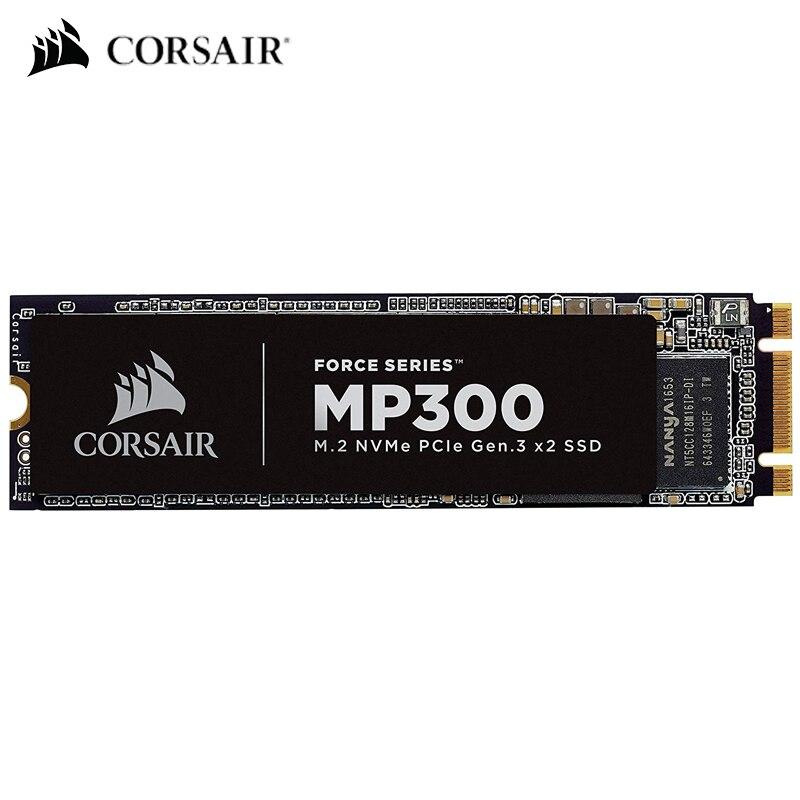CORSAIR FORCE Series MP300 SSD 120 GB 240 GB NVMe PCIe Gen3 x2 M.2 SSD 480 GB 960 GB stockage à semi-conducteurs 3,000 mo/s m.2 2280 ordinateur portable