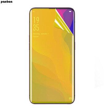 Перейти на Алиэкспресс и купить 9D полное покрытие мягкая Гидрогелевая пленка для UMIDIGI S3 Pro F1 Play One max Power A5 Pro защита экрана не стекло