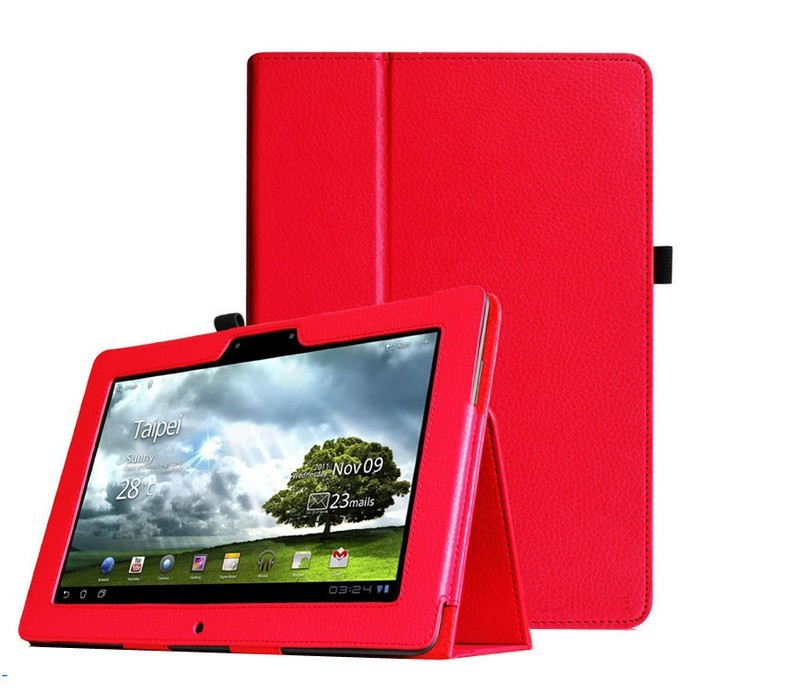 все цены на For Asus Memo Pad FHD 10 ME301T ME302 ME302C ME302KL 10.1 inch tablet PU leather Cover Case онлайн