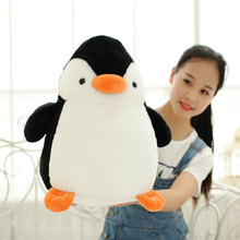 High Quality Soft Toy Cute Penguin Big Giant Large Stuffed Soft Plush Toy Doll Pillow gift