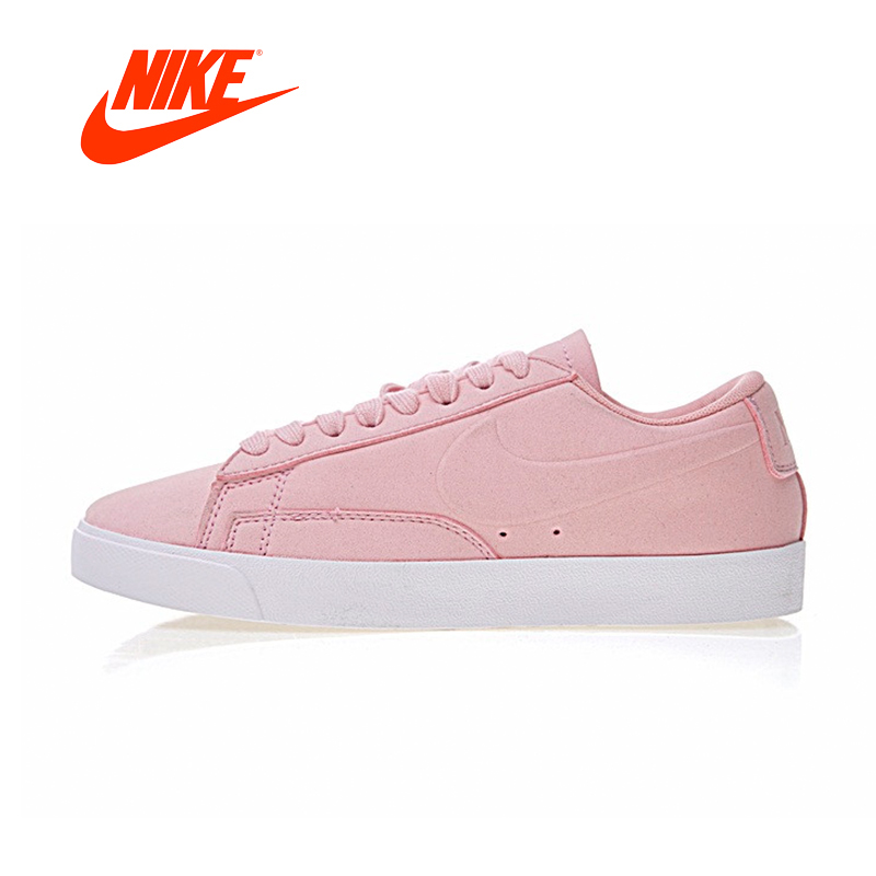 Original New Arrival Authentic Nike Wmns Blazer Low SD Women's Comfortable Skateboarding Shoes Sneakers Good Quality AA3962-602