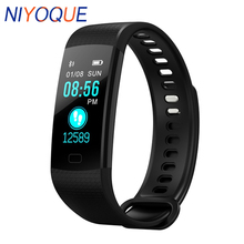 Y5 Bluetooth Smart band Sport Smart Bracelet Color Screen Waterproof Heart Rate Monitor Wristband Smart Health