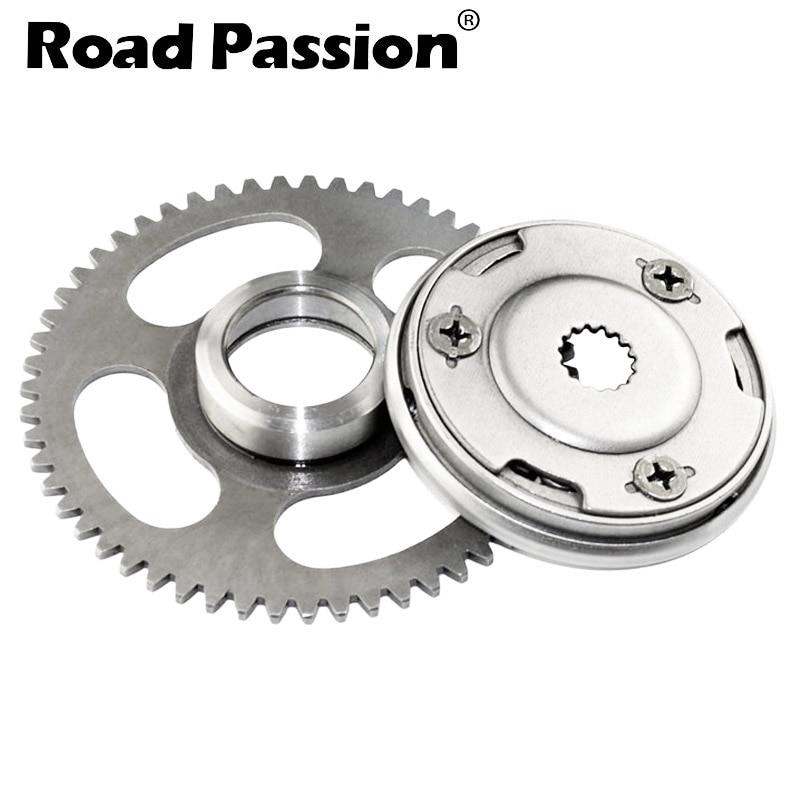 Strada Passione Moto Ruota Libera/One-way/Start-up Kit Frizione Per Yamaha Breeze 125 91- 04 Grizzly 125 04-13 YFM125 05-08