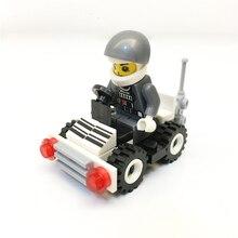 3434 chase patrol wagonu zabawki edukacji cyfrowej Bloki Blok Cegła MgneEarly ABS Zabawki wyścigi lokomotywa samochodów Exploiture bloki