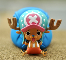 One Piece chara bank animal Chopper 13 cm 1 pcs/set Money Box PVC Action Figures Toys 2 Years later Model Doll toy B557