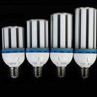 6pcs/ lot 27w 36w 45w 54w E27 e40 LED corn Bulb Light Lamp 85 265V Horizontal Plug Lamp SMD Corn Light Led bulb e40