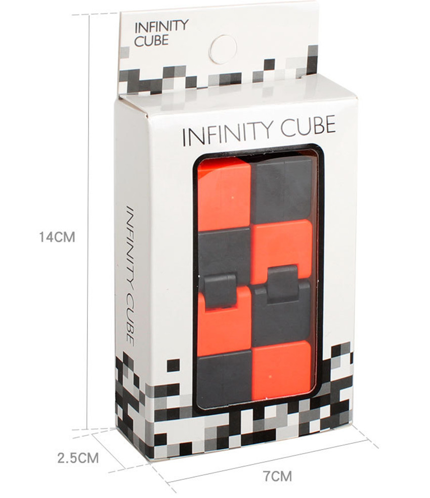 %name Infinity Cube Novelty Fidget Cube