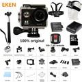 New Arrival! Action Camera 100% Original Eken H9/H9R Ultra HD 4K 30M sport 2.0' Screen 1080p FHD go waterproof pro camera