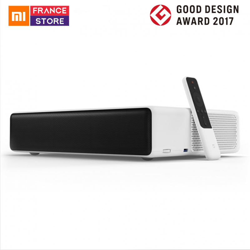 English Version Xiaomi Mijia Laser Projection TV 150 Inches 1080 Full HD 4K Wifi 2.4G/5GHz Bluetooth 4.0 DOLBY DTS 5000 lumens