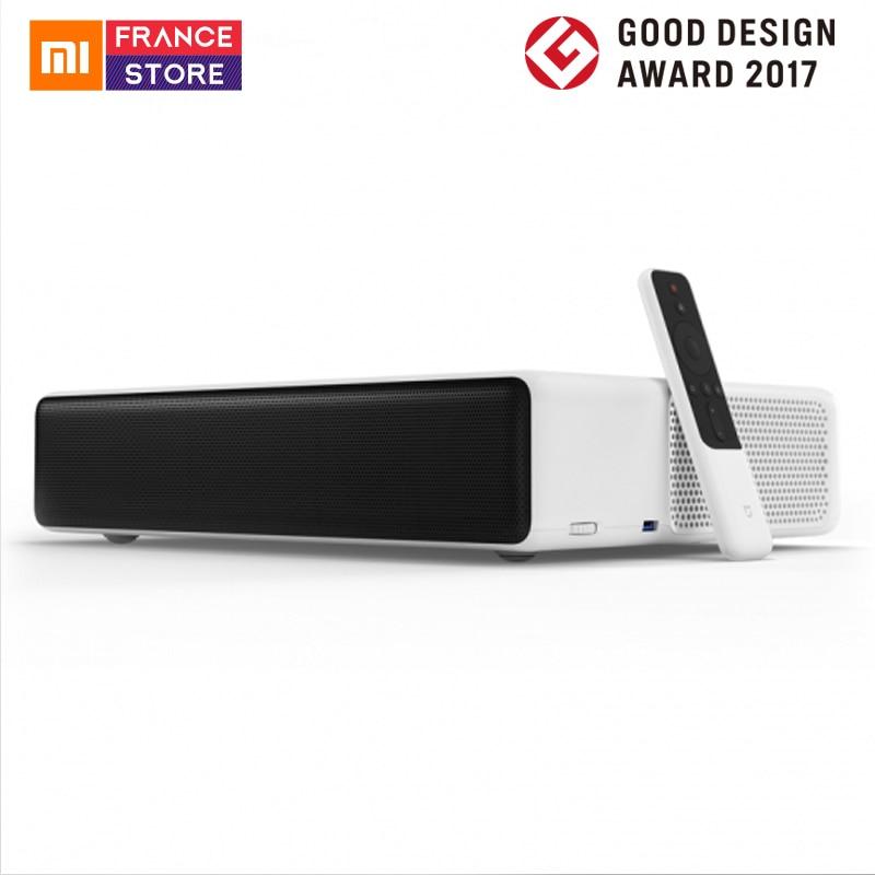 Inglês Versão Xiaomi Mijia TV de Projeção A Laser 150 1080 Polegadas Full HD 4 K Wifi 2.4G/5 GHz bluetooth 4.0 DOLBY DTS 5000 lumens