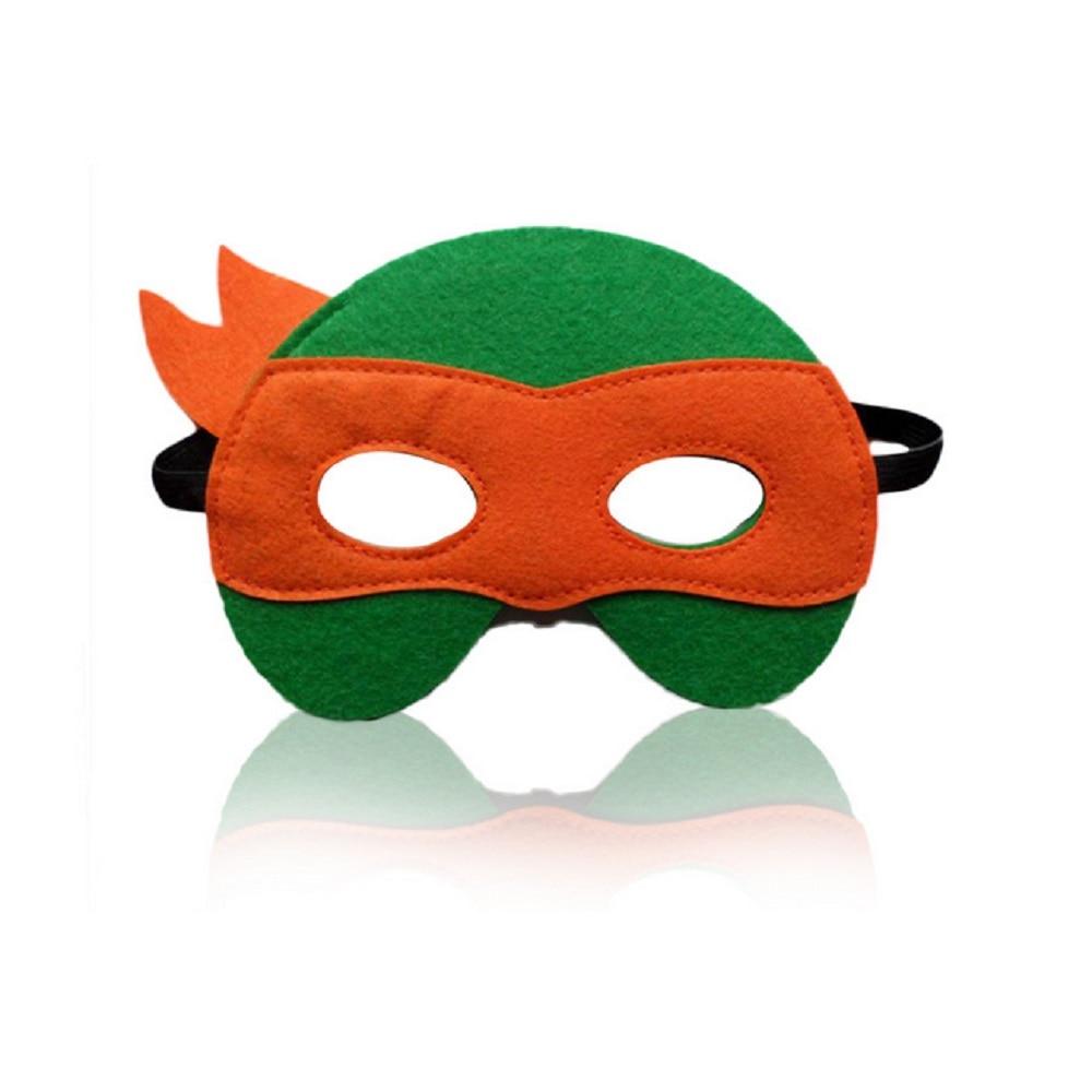 10pcs / lot Lapsed Täiskasvanud Cosplay Party Mask Avengers - Pühad ja peod - Foto 3