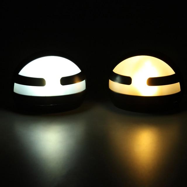 Solar Batterij Panel Voeding LED Lamp tuin outdoor verlichting ...