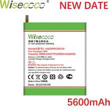 Wisecoco HB2899C0ECW 5600mAh New Battery For Huawei MediaPad M3 8.4 BTV-W09 BTV-DL09 SHT-AL09 SHT-W09 Phone High quality battery