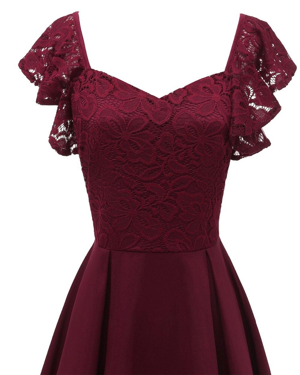 Floral Lace Dress 14