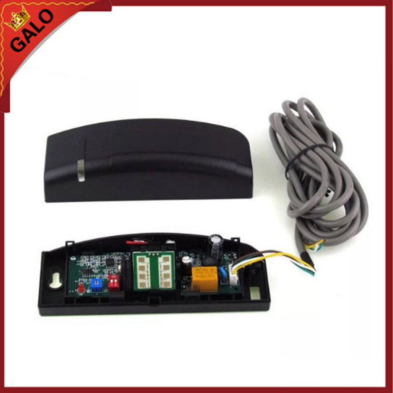Автоматические раздвижные ворота датчик присутствия двери/Периметр активный инфракрасный детектор лазерного луча безопасности банковская дверь сенсор - Цвет: kit 3