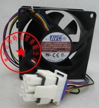 AVC 8038 13.6V 0.17A DAZB0838RCM-PG01 full waterproof humidifier ventilation fan