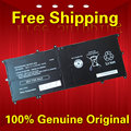 Free shipping VGP-BPS40 Original laptop Battery For SONY VAIO Fit 14A 15A SVF14N SVF15N series 15V 3170MAH
