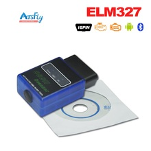 ELM327 Mini Bluetooth ELM 327 OBDII OBD-II OBD2 Protocols Super Mini ELM327 Auto Diagnostic Scanner