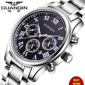 Relogio-Masculino-GUANQIN-Quartz-Watches-Men-Luxury-Brand-Sapphire-Mirror-Waterproof-Full-Steel-Wristwatches-Clock-Male
