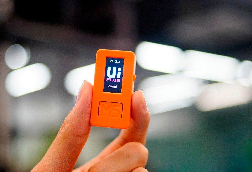 New Arrival ! 2019 M5StickC ESP32 PICO Mini IoT Development Board Finger Computer with Color LCD