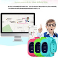 Monitorar As Crianças Relógio Inteligente Chamada GPS Rastreador Atividade Anti-Lost Para iOS Android w/GMS
