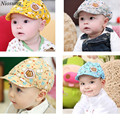 Niosung Cute Toddler Infant Cotton Soft Hat stretchy Peaked Baseball Beret Cap kid unisex Warm Beanies Accessories Cute Beanies