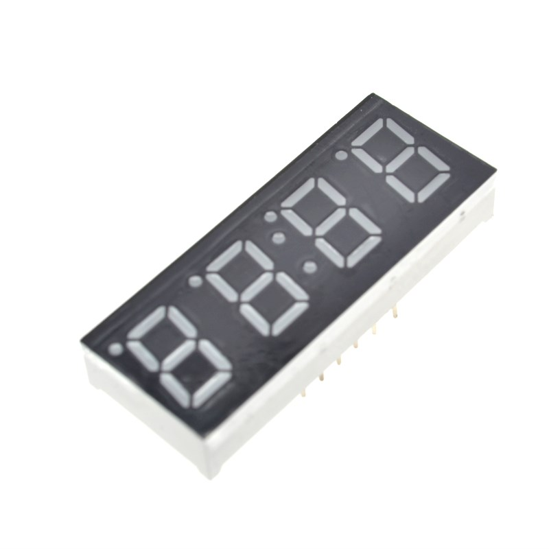 0.56 inch special red digital clock for display;